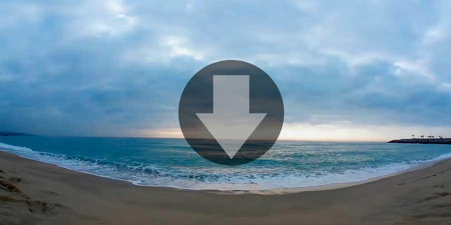 Descargar-video-360-gratis-Mar-mediterráneo-con-sonido-01-Descargas360