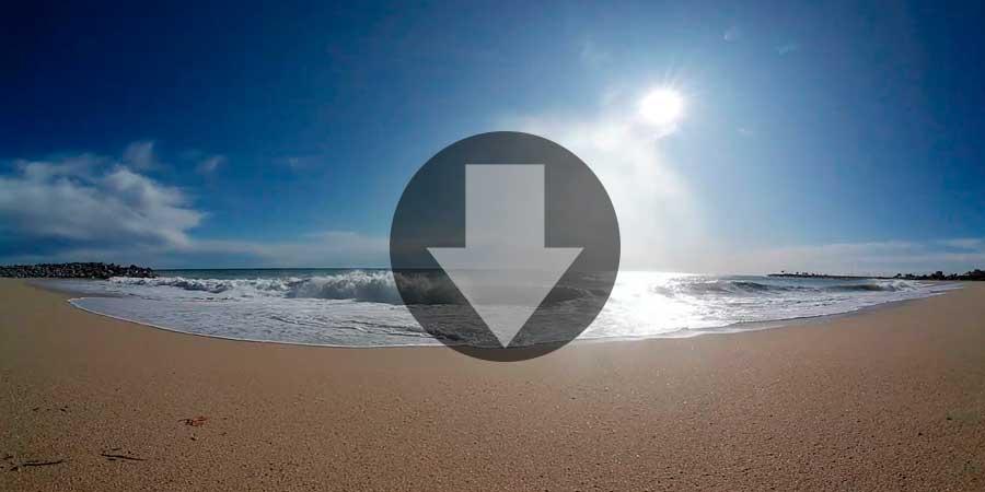 Descargar-video-360-gratis-Mar-mediterráneo-con-sonido-02-Descargas360