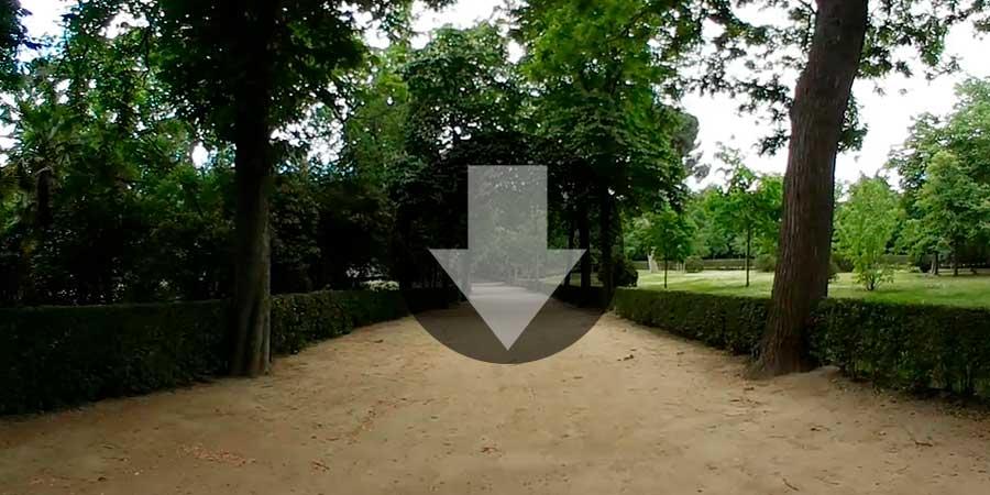 Descargar-video-360-gratis-Parque-del-Retiro-Madrid-con-sonido-ambiente-Descargas360