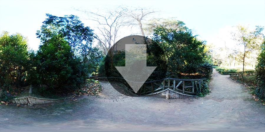 Imagen 360 Parque del Laberinto de Horta 01