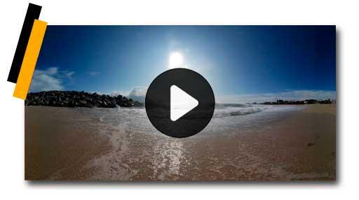 Video-360-Mar-mediterraneo-playa-vr-mataro-barcelona-cataluña-españa Imágenes y vídeos 360