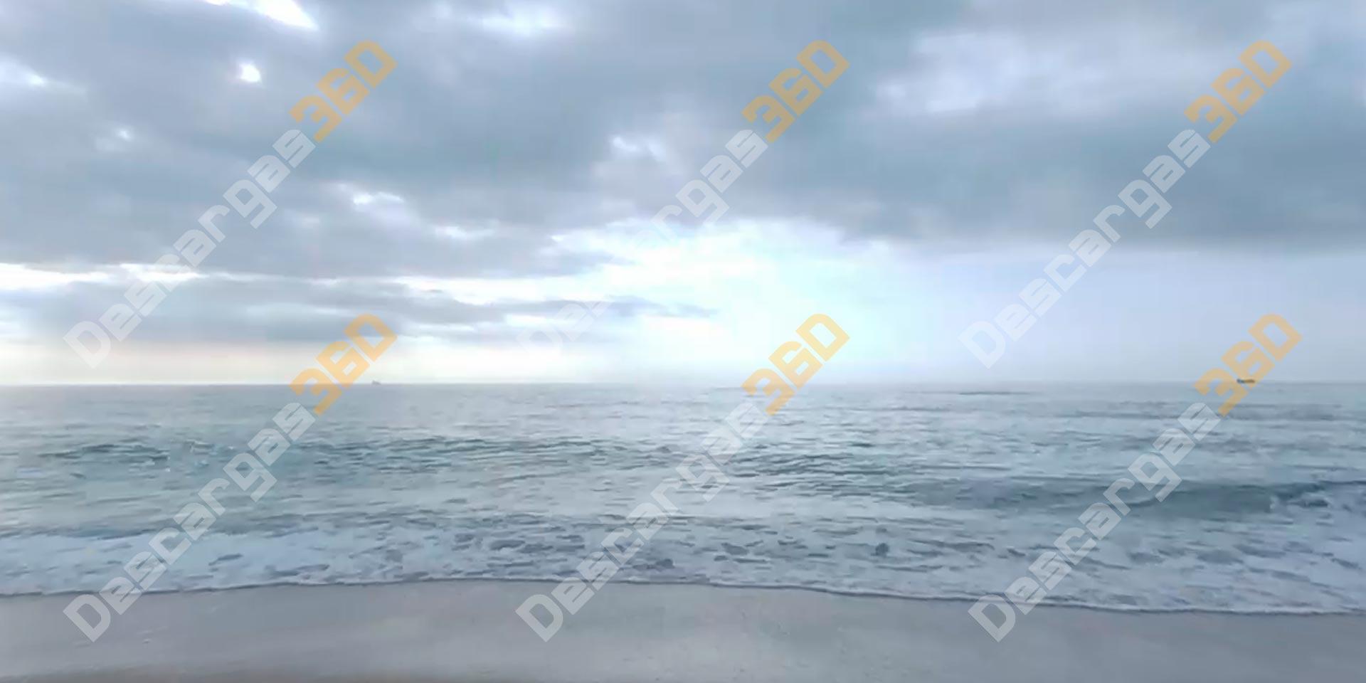 Arena desde playa 360 Descargas360