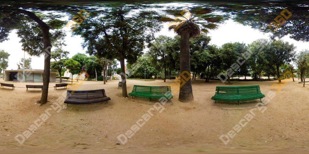 Bancos-con-palmera-en-parque-360-Naturaleza---Descargas360_preview