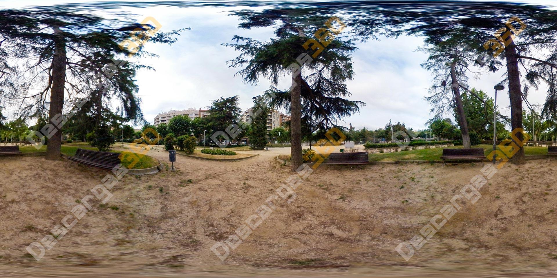 Bancos-entre-pinos-en-parque-360-Naturaleza---Descargas360_preview