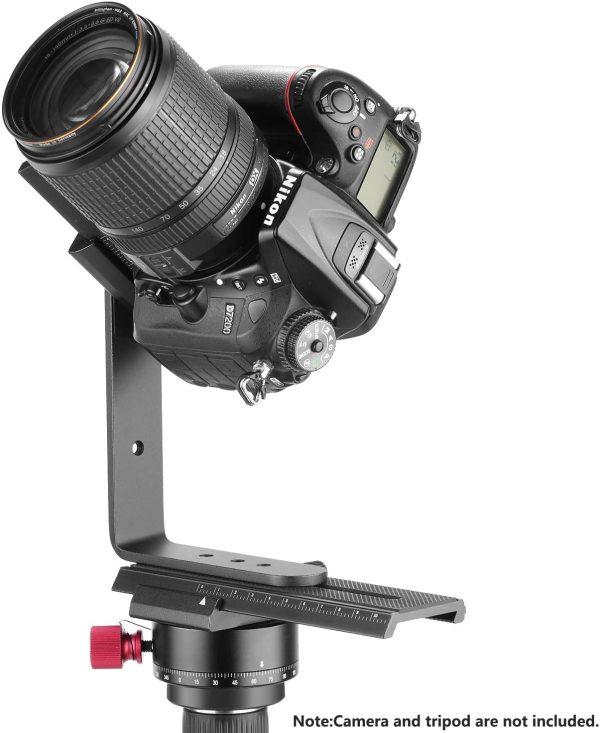 Rótula para foto 360 Neewer