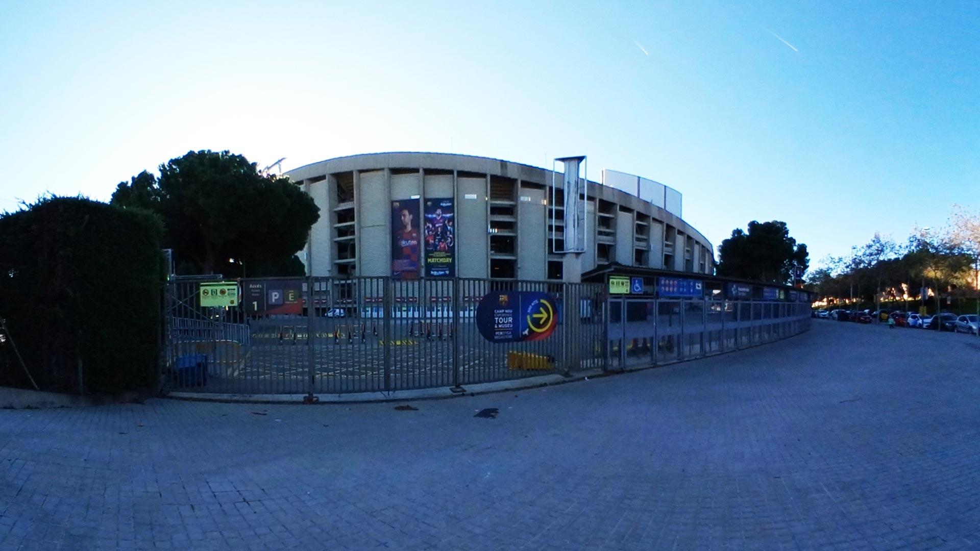 Camp Nou - FOTOS y VÍDEOS 360 para descargar - Descargas360.com